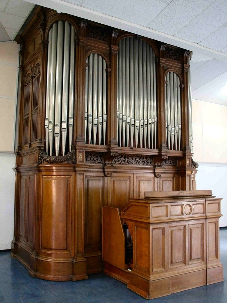 orgue ambares