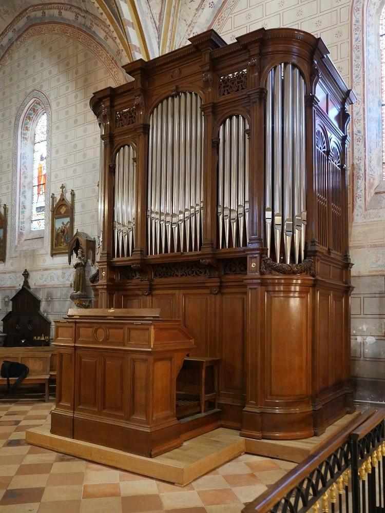 orgue la sauve